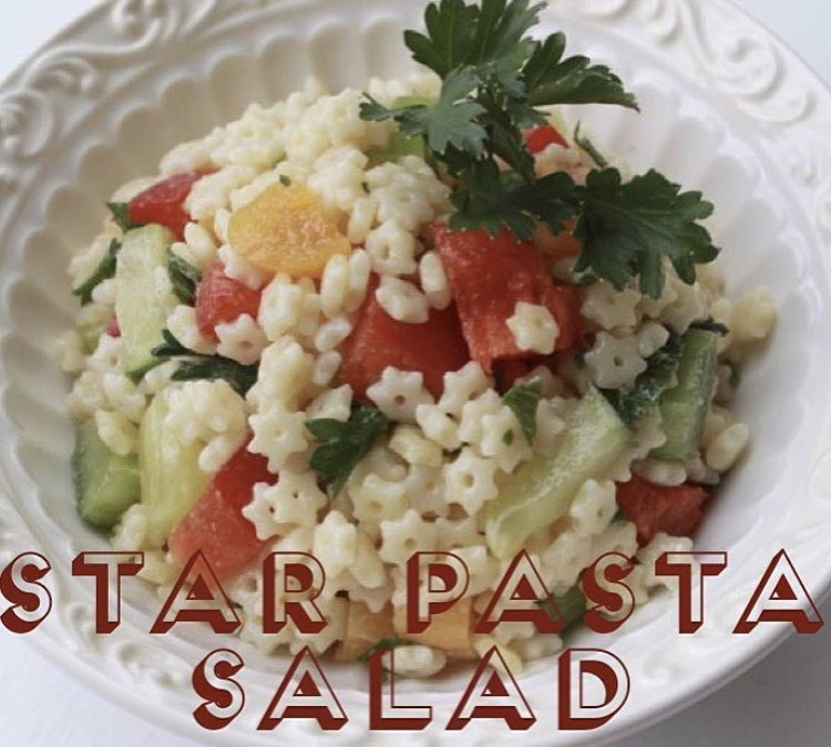 Star Pasta Salad